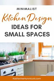 100 Kitchen Design With Small Space Minimalist For S Mom Life Tips