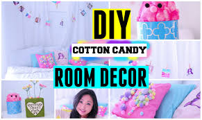 DIY Spring Cotton Candy Room Decor Ideas For Teens Cute Easy Cheap Tumblr And