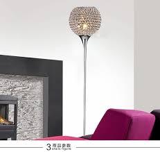 kristall stehleuchte moderne kristall boden lichter wohnzimmer hause leuchte decor lenschirm beleuchtung e27 110 240 v