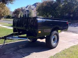 For Sale Toyota Truck Bed Trailer