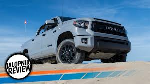 100 Pro Trucks Plus The 2017 Toyota Tundra TRD Is The Best Version Of An Honest Old