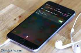 to Check the Time and Set Alarms Using Siri on iPhone or iPad