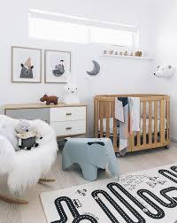 This Dreamy Nursery Belonging To Is Part Of Her Familys Home Tour In The Latest Adore