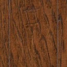 Millstead Flooring Home Depot by Strand Woven Distressed Dark Honey 1 2 In X Multi Width X 72 In