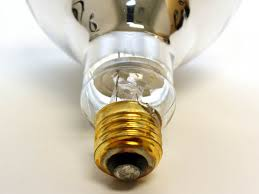 philips 250w 120v br40 clear heat l reflector e26 base