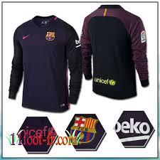 maillot de foot de barcelone exterieur violet 16 17 maillot fc