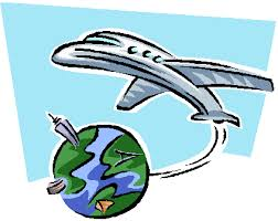 Flight Clipart Free Travel 2