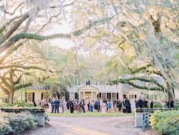 100 Brays Island Sc Plantation Wedding Cocktail Hour In Sheldon SC Josh