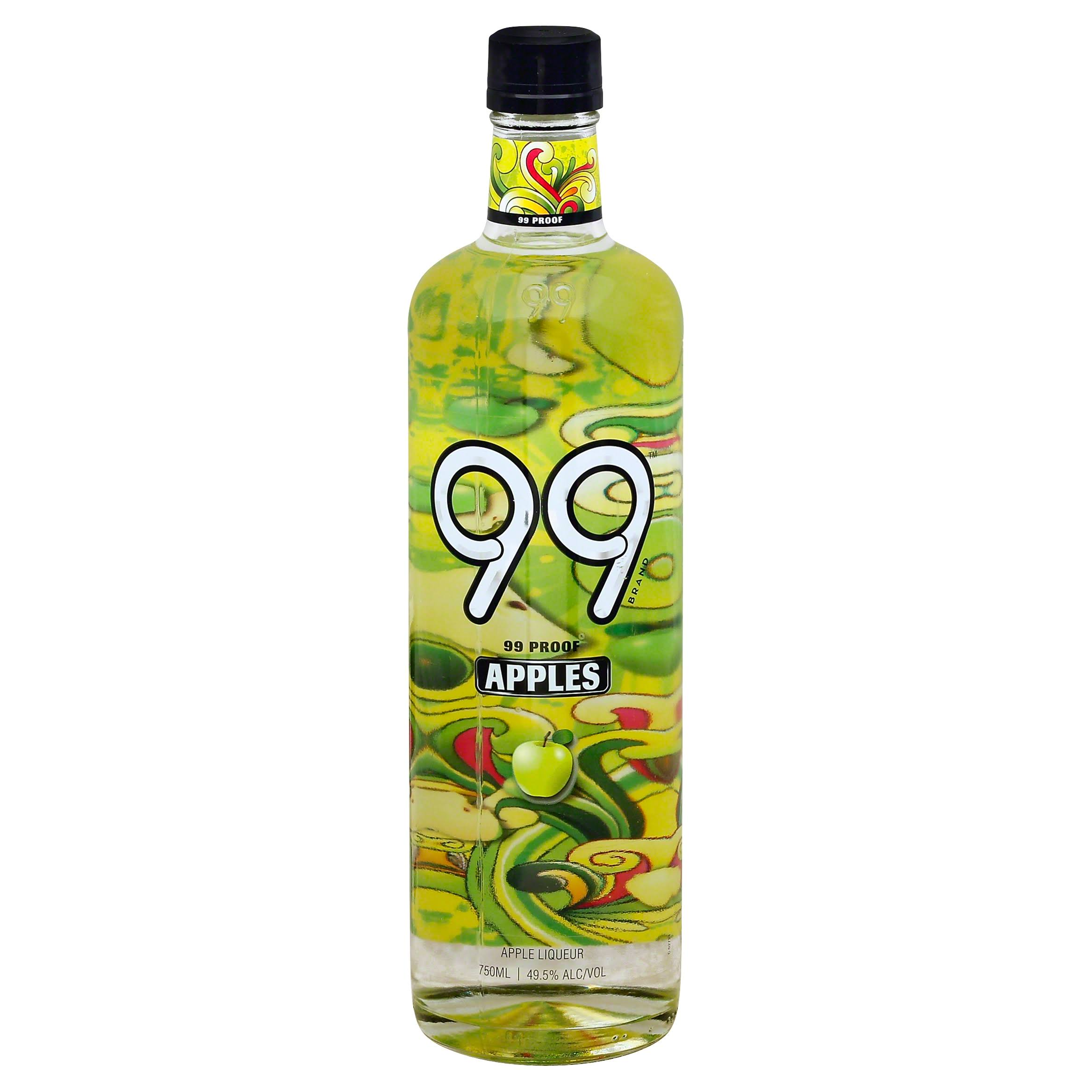 99 Apples Apple Schnapps - 750 ml bottle