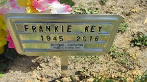 Frankie Lee Coe Key 1945 2016 Find A Grave Memorial