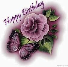 Happy Birthday With Rose 2