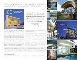 100 Architects And Interior Designers 100 FLORIDA ARCHITECTS AND INTERIOR DESIGNERS The Weber
