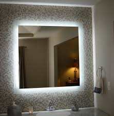 lights wall mounted lighted makeup mirrors vanity make up mirror