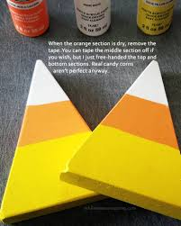 Top Halloween Candy 2016 by Wooden Halloween Candy Corn Decorations You U0027ll Want To Eat