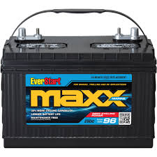EverStart Maxx Marine Battery, Group Size 29DC - Walmart.com Best Choice Products 12v Ride On Car Truck W Remote Control Howto Choose The Batteries For Your Dieselpowerup Agm Battery Reviews In 2018 With Comparison Chart Shop Jump Starters At Lowescom Twenty Motion Deka Review Reviews More Rated In Hobby Train Couplers Trucks Helpful Customer 5 For Cold Weather High Cranking Amps Amazoncom Jumpncarry Jncair 1700 Peak Amp Starter Car Battery Chargers Motorcycle Ratings