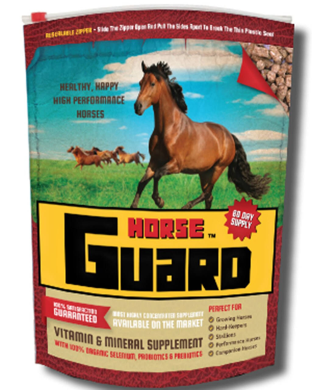 Horse Guard Equine Vitamin-Mineral Supplement 10 lbs.