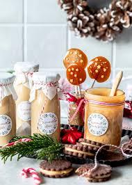 3 geschenkideen aus der küche mit karamell s