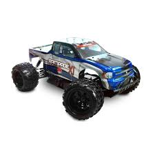 100 Rc Gas Truck Redcat Racing Rampage XT 15 Scale REDRAMPAGEXTBLUE