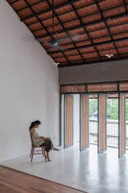 100 Interior Roof Designs For Houses K59 Ateliers Tile House Takes Cues From Traditional