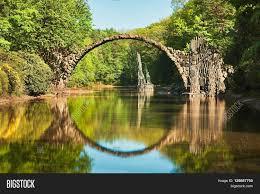 100 Water Bridge Germany Amazing Place Image Photo Free Trial Bigstock