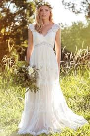 Country Rustic Wedding Gowns Bridals Dresses