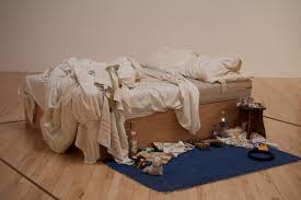 Tracey Emin My Bed by Tracey Emin My Bed U2013 Milly Hardy