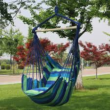 Amazon Sorbus Hanging Rope Hammock Chair Swing Seat for Any
