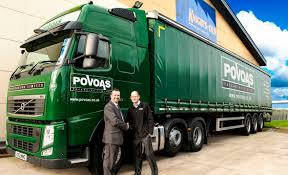100 Knights Trucks The Of Old Group Wins Povoas UK Distribution Contract