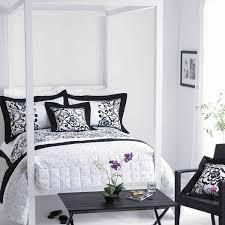 10 großartige schwarz weiße schlafzimmer ideen