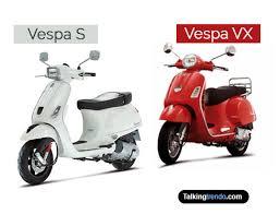 Vespa S VXElegante Price In Madurai