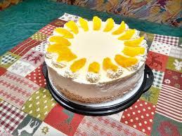 rezept für orangen marzipan torte