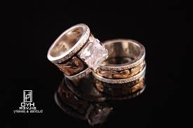 Plain Design Hyo Silver Wedding Rings Sterling Western Style
