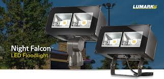 led floodlight outdoor energy saving commercial industrial