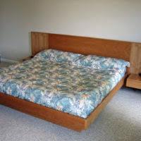 furniture diy japanese style platform bed frame with headboard