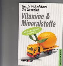 vitamine mineralstoffe