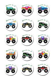 Monster Truck Cupcake Toppers Personalised Monster Truck Edible Icing Birthday Party Cake Topper Buy 24 Truck Tractor Cupcake Toppers Red Fox Tail Tm Online At Low Monster Trucks Cookie Cnection Grave Digger Free Printable Sugpartiesla Blaze Cake Dzee Designs Jam Crissas Corner Cake Topper Birthday Edible Printed 4x4 Set Of By Lilbugspartyplace 12 Personalized Grace Giggles And Glue Image This Started