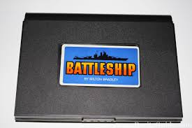 Battleship Board Game Milton Bradley 1984 Closed