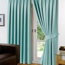 Teal Blackout Curtains Pencil Pleat by Supersoft Blackout Thermal Pencil Pleat Curtains