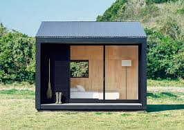 100 Minimalist Cabins MUJI Launches Tiny Hut A 91sqm Place To Call Your Own