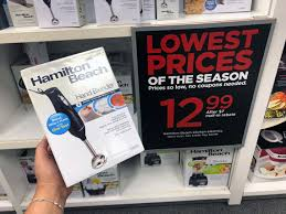 Hamilton Beach Appliances + Rebate At Kohl's = Great Price ... Kohls Coupon Codes This Month October 2019 Code New Digital Coupons Printable Online Black Friday Catalog Bath And Body Works Coupon Codes 20 Off Entire Purchase For Promo By Couponat Android Apk Kohl S In Store Laptop 133 15 Best Black Friday Deals Sales 2018 Kohlslistens Survey Wwwkohlslistenscom 10 Discount Off Memorial Day Weekend Couponing 101 Promo Maximum 50 Oct19 Current To Save Money
