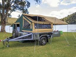 All Terrain Campers Getaway Full Off Road