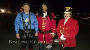 Boyertown Halloween Parade Winners by Galena Brass Parade Youtube