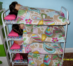 popular items for bunk beds on etsy bed 12 inch doll 16 scale