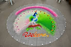 Rangoli Designs For Welcome Best Rangoli Design Youtube Loversiq Easy For Diwali Competion Ganesh Ji Theme 50 Designs For Festivals Easy And Simple Sanskbharti Rangoli Design Sanskar Bharti How To Make Free Hand Created By Latest Home Facebook Peacock Pretty Colorful Pinterest Flower 7 Designs 2017 Sbs Your Language How Acrylic Diy Kundan Beads Art Youtube Paper Quilling Decorating