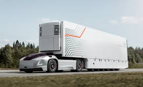 100 Simi Trucks Volvo Reveals Vera Selfdriving Electric Semi Concept