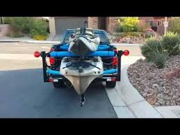 T Bone Bed Extender by Diy Pick Up Truck Ez Load Extender Double Yak Stack Kayak