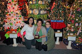 Christmas Tree Skirt Sams Club by Ati Takes Home 1st Place Finish At Festival Of Trees Again