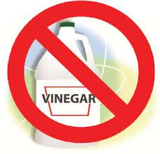 vinegar is for salads grout haze cleanup is for tile d b tile
