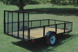 Landscape Utility Trailers Currahee Mount Airy Georgia
