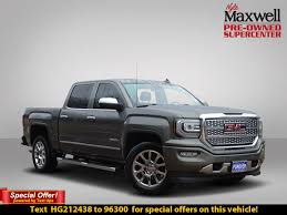 Pre-Owned 2017 GMC Sierra 1500 Denali Crew Cab Pickup In Austin ... New 2018 Gmc Sierra 1500 Denali Crew Cab Pickup 3g18303 Ken Garff In North Riverside Nextgeneration 2019 Release Date Announced Trucks Seven Cool Things To Know Drops With A Splitfolding Tailgate First Review Kelley Blue Book Trucks Suvs Crossovers Vans Lineup Fremont 2g18657 Sid 2017 2500hd Diesel 7 Things Know The Drive Vs Differences Luxury Vehicles And